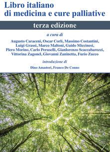 Birrafraitrulli.it Libro italiano di medicina e cure palliative Image