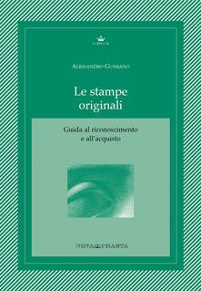 Collegiomercanzia.it Le stampe originali. Guida al riconoscimento e all'acquisto Image
