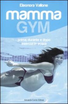 Mamma Gym - Eleonora Vallone - copertina