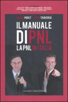 Warholgenova.it Manuale di PNL. La PNL in Italia Image