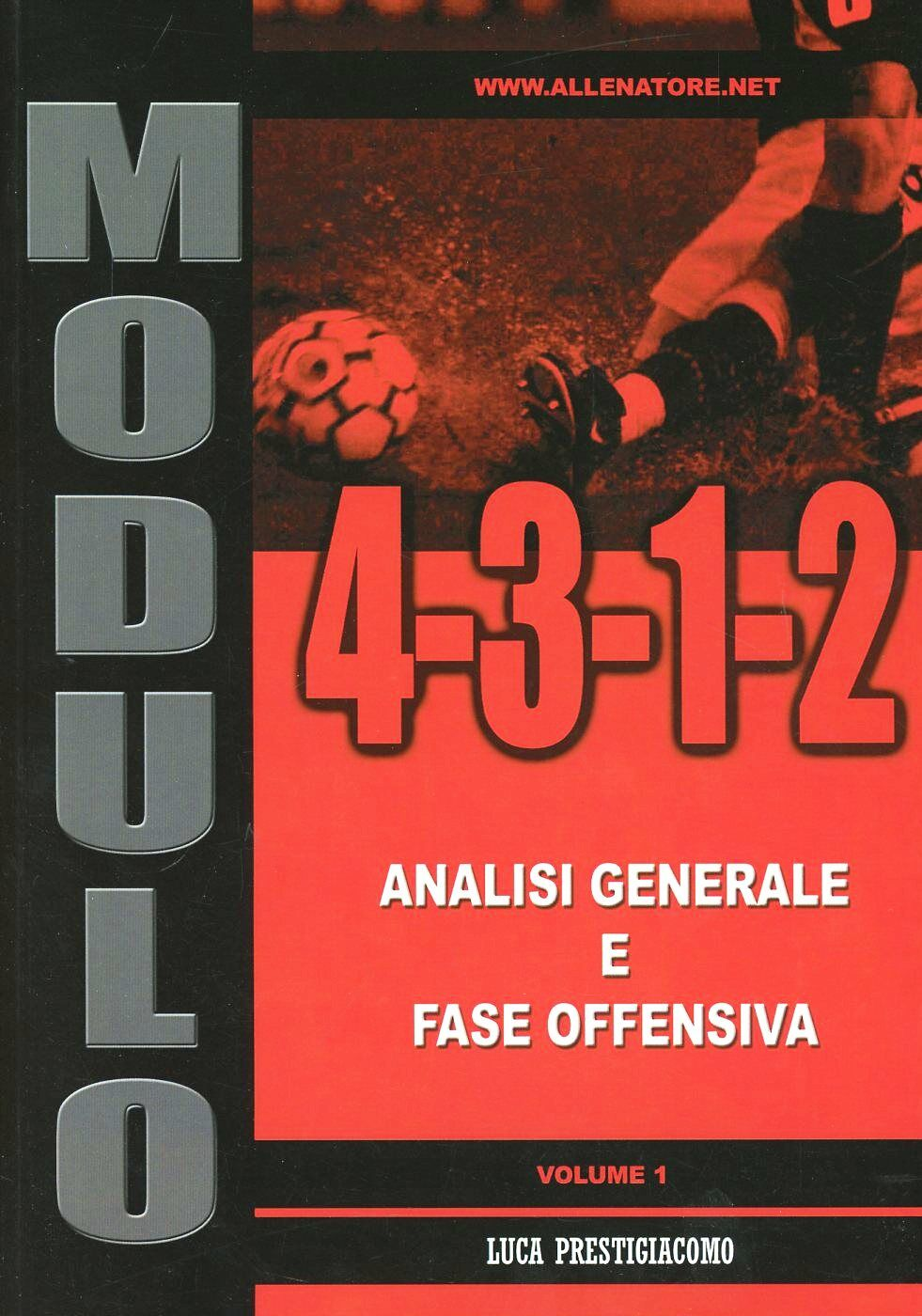4-3-1-2 Analisi generale e fase offensiva