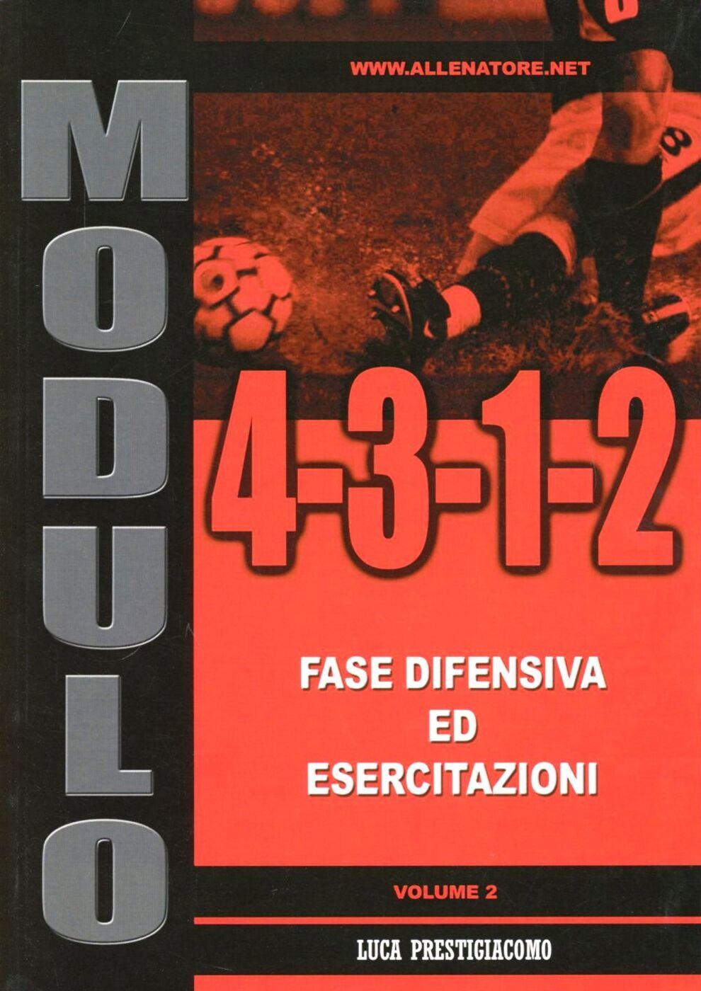 4-3-1-2 Fase difensiva ed esercitazioni