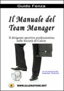 Osteriacasadimare.it Il manuale del team manager Image