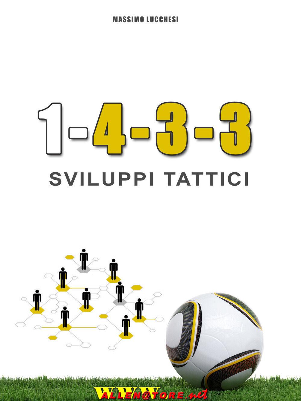 1-4-3-3. Sviluppi tattici