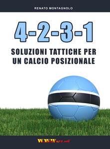 Winniearcher.com 4-2-3-1. Soluzioni tattiche per un calcio posizionale Image