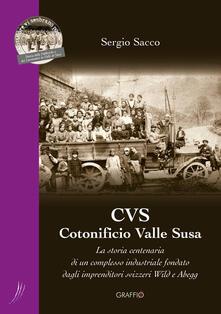 Milanospringparade.it CVS Cotonificio Valle Susa. La storia centenaria di un complesso industriale fondato dagli imprenditori svizzeri Wild e Abegg Image