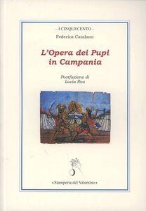 L' Opera dei Pupi in Campania