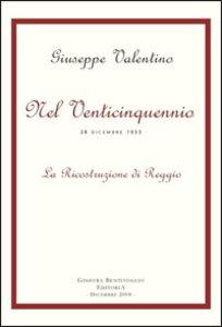 Nel venticinquennio (28 Dicembre 1933). La ricostruzione di Reggio