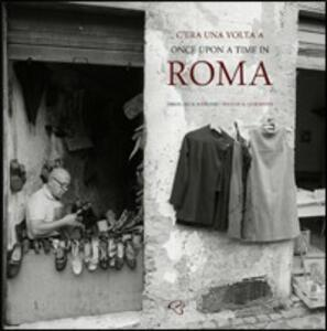 C'era una volta a Roma-Once upon a time in Roma - copertina