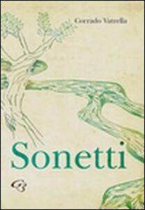Sonetti. Raccolta di poesie