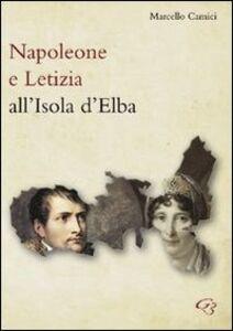 Napoleone e Letizia all'isola d'Elba