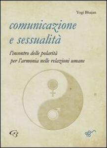 Comunicazione e sessualità
