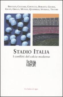 Cefalufilmfestival.it Stadio Italia. I conflitti del calcio moderno Image