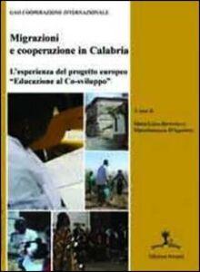 Migrazioni e cooperazione in Calabria. L'esperienza del progetto «educazione al co-sviluppo»