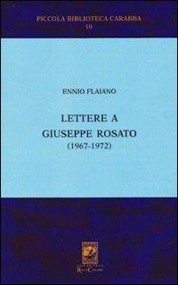 Lettere a Giuseppe Rosato