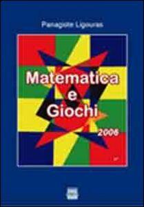 Matematica e giochi