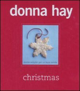 Libro Christmas. Ricette semplici per un buon Natale Donna Hay