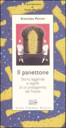 Nicocaradonna.it Il panettone. Storia, leggende, segreti e fortune di un protagonista del Natale Image