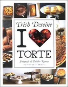 I love torte - Trish Deseine - copertina