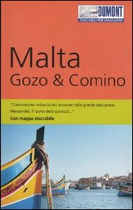 Malta, Gozo & Comino. Con mappa