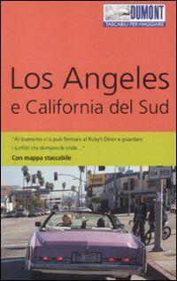 Los Angeles e California del Sud. Con mappa