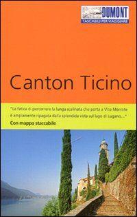 Canton Ticino. Con mappa