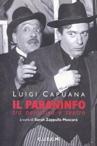 Il paraninfo. Tra narrativa e teatro