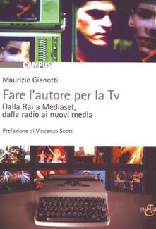 Collegiomercanzia.it Fare l'autore per la TV Image