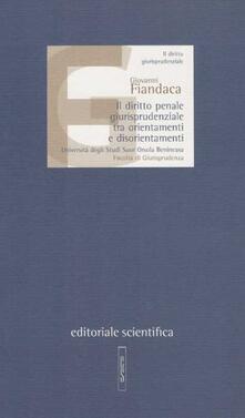 Winniearcher.com Il diritto penale giurisprudenziale tra orientamenti e disorientamenti Image