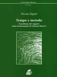 Listadelpopolo.it Tempo e metodo. Il problema del soggetto nella fenomenologia di Edmund Husserl Image