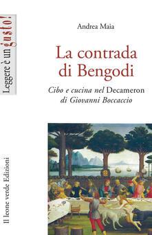 Voluntariadobaleares2014.es La contrada di Bengodi. Cibo e cucina nel Decameron di Giovanni Boccaccio Image