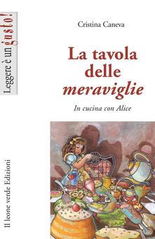 Mercatinidinataletorino.it La tavola delle meraviglie. In cucina con Alice Image
