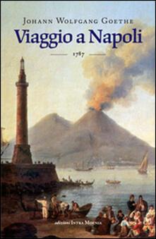 Viaggio a Napoli - Johann Wolfgang Goethe - copertina