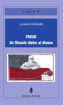 Writersfactory.it Freud, un filosofo dietro al divano Image