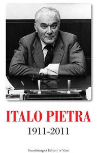 Italo Pietra 1911-2011