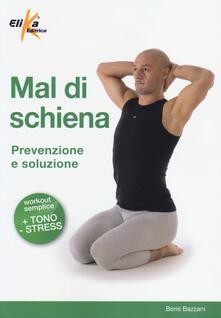 Squillogame.it Mal di schiena. Prevenzione e soluzione Image