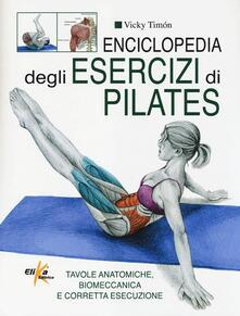 Winniearcher.com Enciclopedia degli esercizi di pilates Image