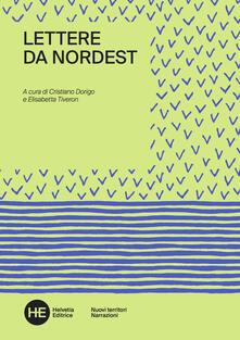 Lettere da Nordest - copertina