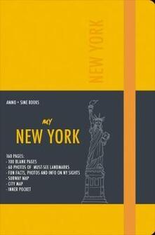 Radiospeed.it New York visual notebook. Yellow saffron Image