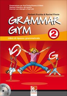 Daddyswing.es Grammar gym. Per la Scuola media. Con CD Audio. Vol. 2 Image