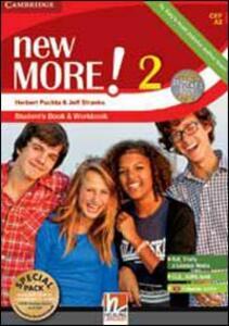 New more! Con Grammar practice. Per la Scuola media. Con CD-ROM. Con espansione online. Vol. 2