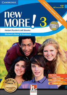 New more! Con Grammar practice. Per la Scuola media. Con CD-ROM. Con espansione online. Vol. 3.pdf