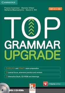 Scacciamoli.it Top grammar upgrade. Per le Scuole superiori. Con CD Audio. Con espansione online Image