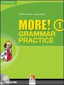 New more! Grammar practice. Per la Scuola media. Con espansione online. Vol. 1