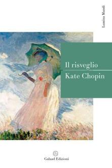 Il risveglio - Kate Chopin - copertina