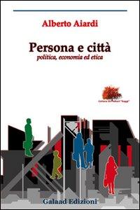 Persona e città