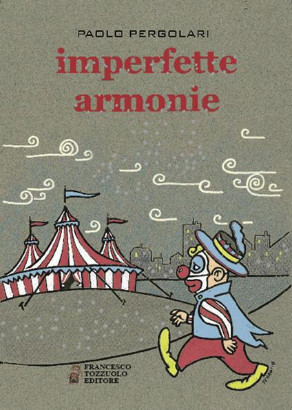 Imperfette armonie - Paolo Pergolari - copertina
