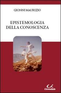 Epistemologia della conoscenza