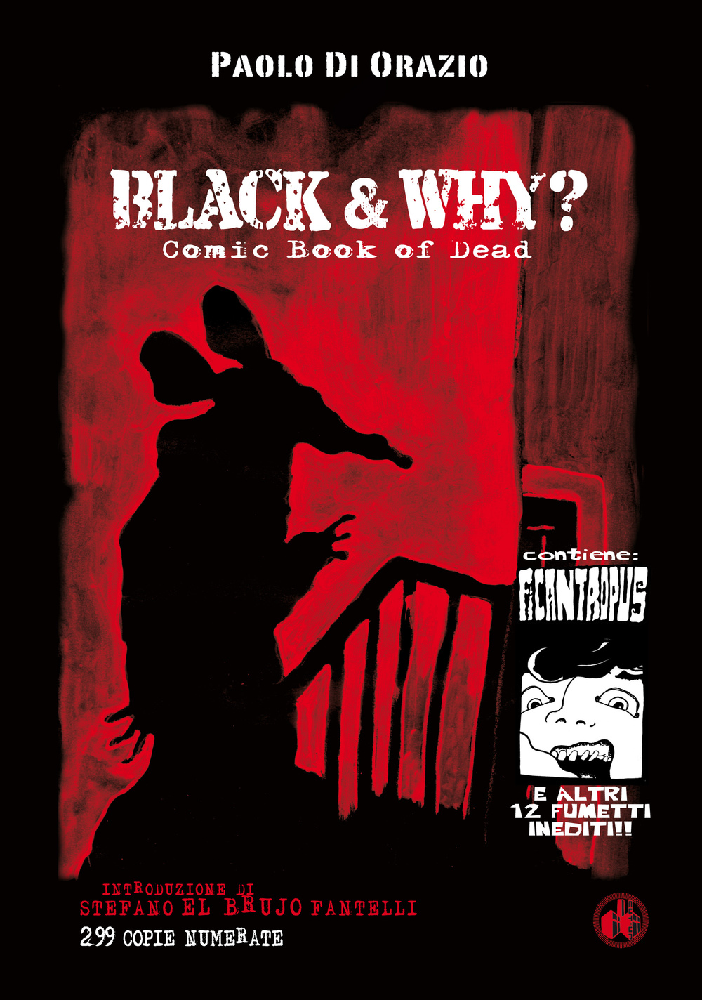 Black & why? Comicbook of dead