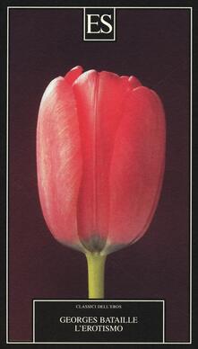 L' erotismo - Georges Bataille - copertina
